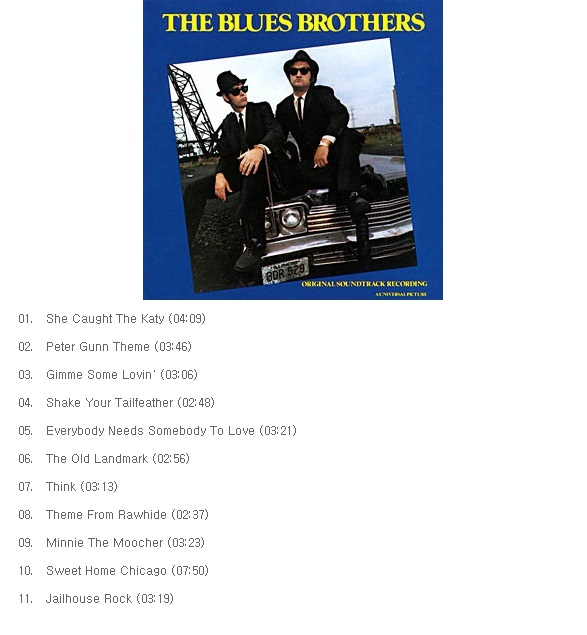blues brothers torrent ost